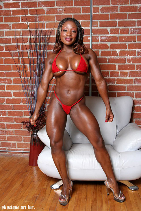 Cassandra Floyd Female Muscle Bodybuilding Blog
