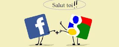Comment intégrer Facebook dans Google+ - Google+Facebook