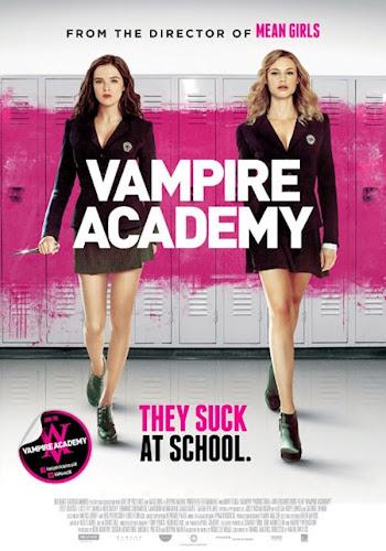 Vampire Academy (BRRip HD Español Latino) (2014)