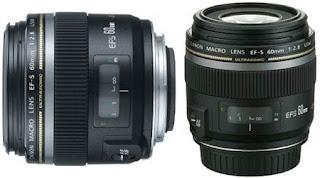 Harga dan spesifikasi canon EF-S 60mm f/2.8 Macro USM Lens
