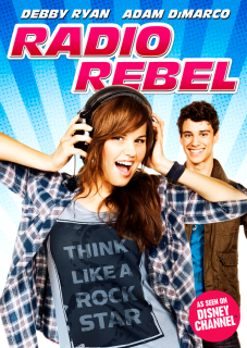 Carátula Radio Rebel película dvdrip latino