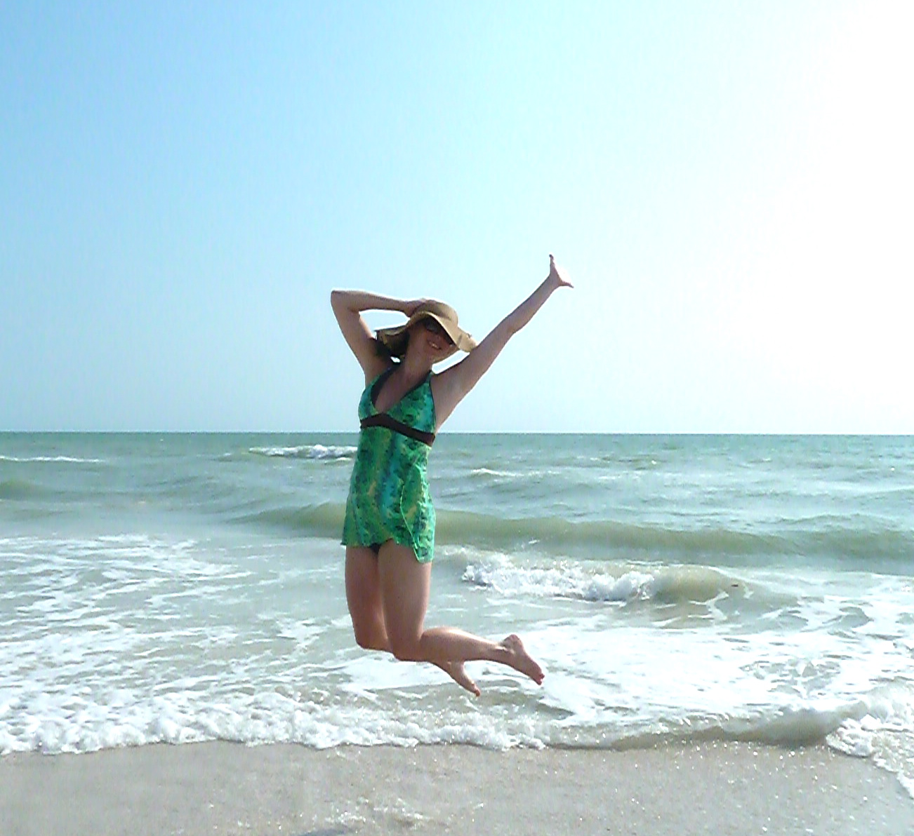 ... Beach Freedom is a perfect bikini buddy. Want to depart from the basics?