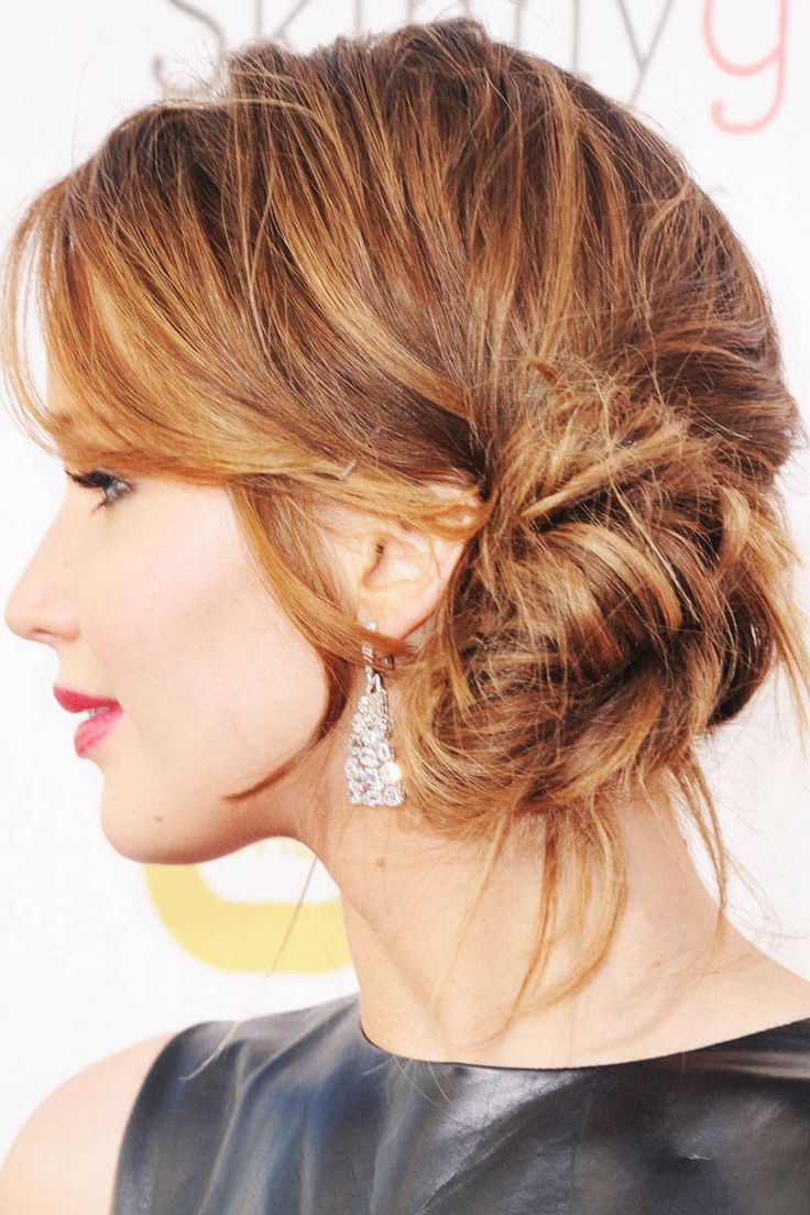 Easy Messy Hair Updo 2015 Jere Haircuts