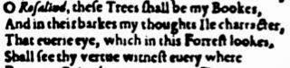 estos árboles serán mis libros