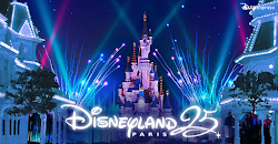2017 - 25 ans de Disneyland Paris