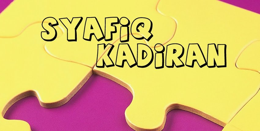 Syafiq Kadiran