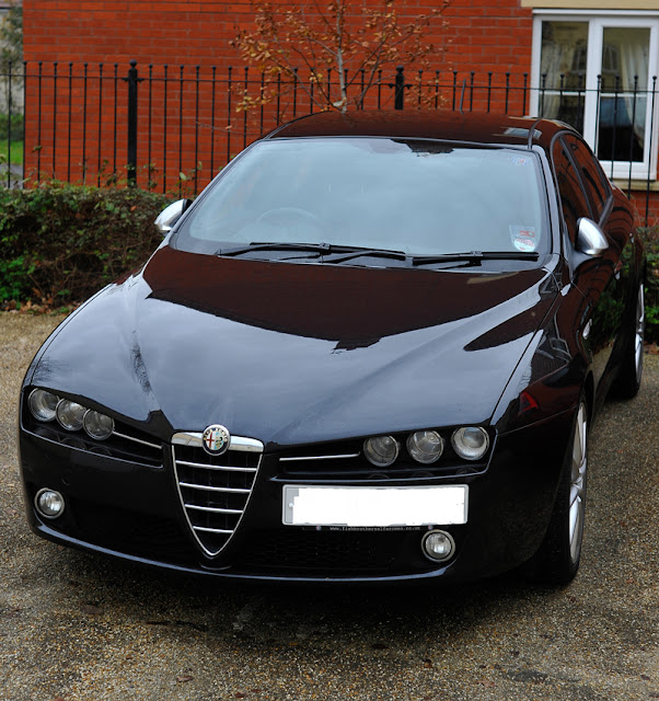 speedmonkey living with an alfa romeo 159 ti. Black Bedroom Furniture Sets. Home Design Ideas