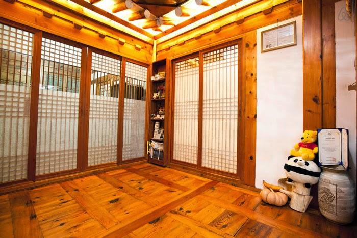 rumah korea sederhana