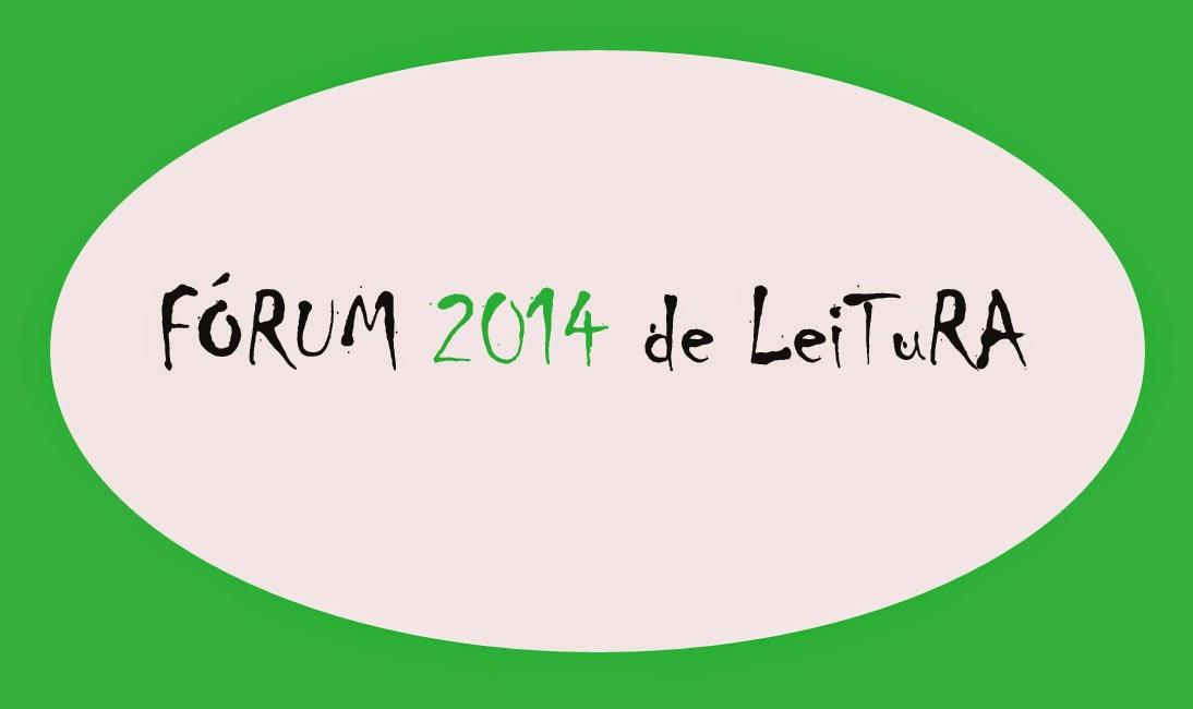 Fórum 2014 de Leitura