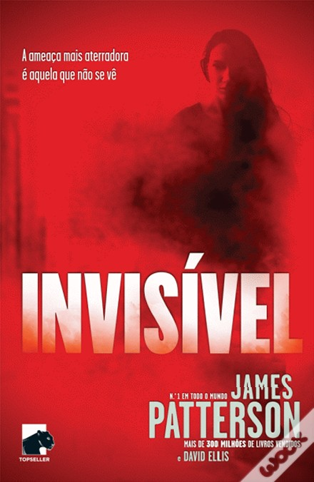 «Invisível» de James Patterson