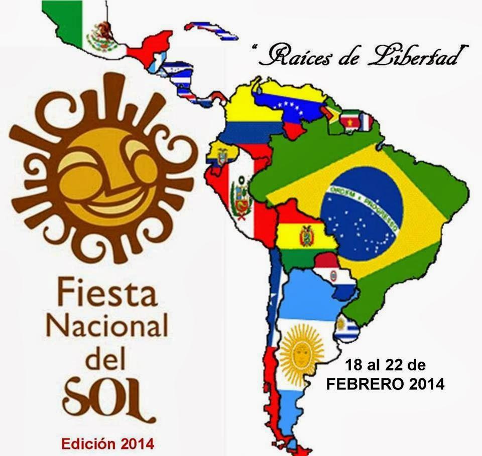 Fiesta Nacional del Sol 2014
