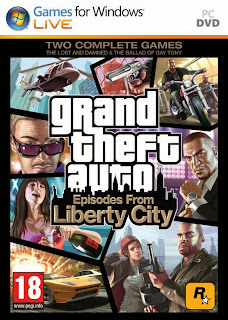 Grand Theft Auto Episodes From Liberty City Full PC Game Download
