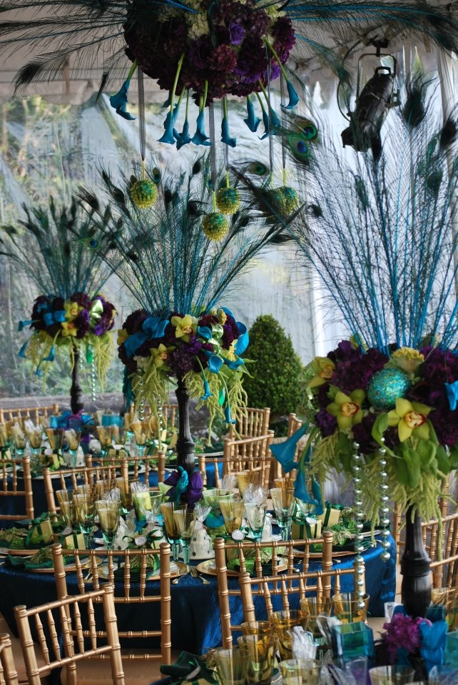 Peacock Wedding Theme Planning Tips And Ideas Wedding Stuff Ideas