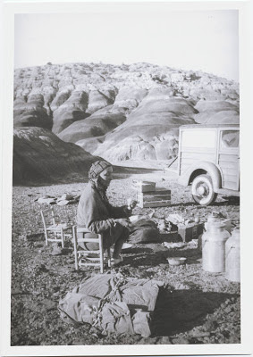 Maria Chabot, Georgia O'Keeffe, camping, O'Keeffe photos NM, Georgia O'Keeffe Musuem, Santa Fe