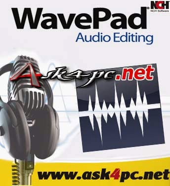 wavepad + keys