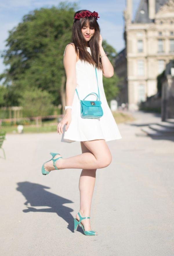 Vestidos de moda color blanco | Vestidos