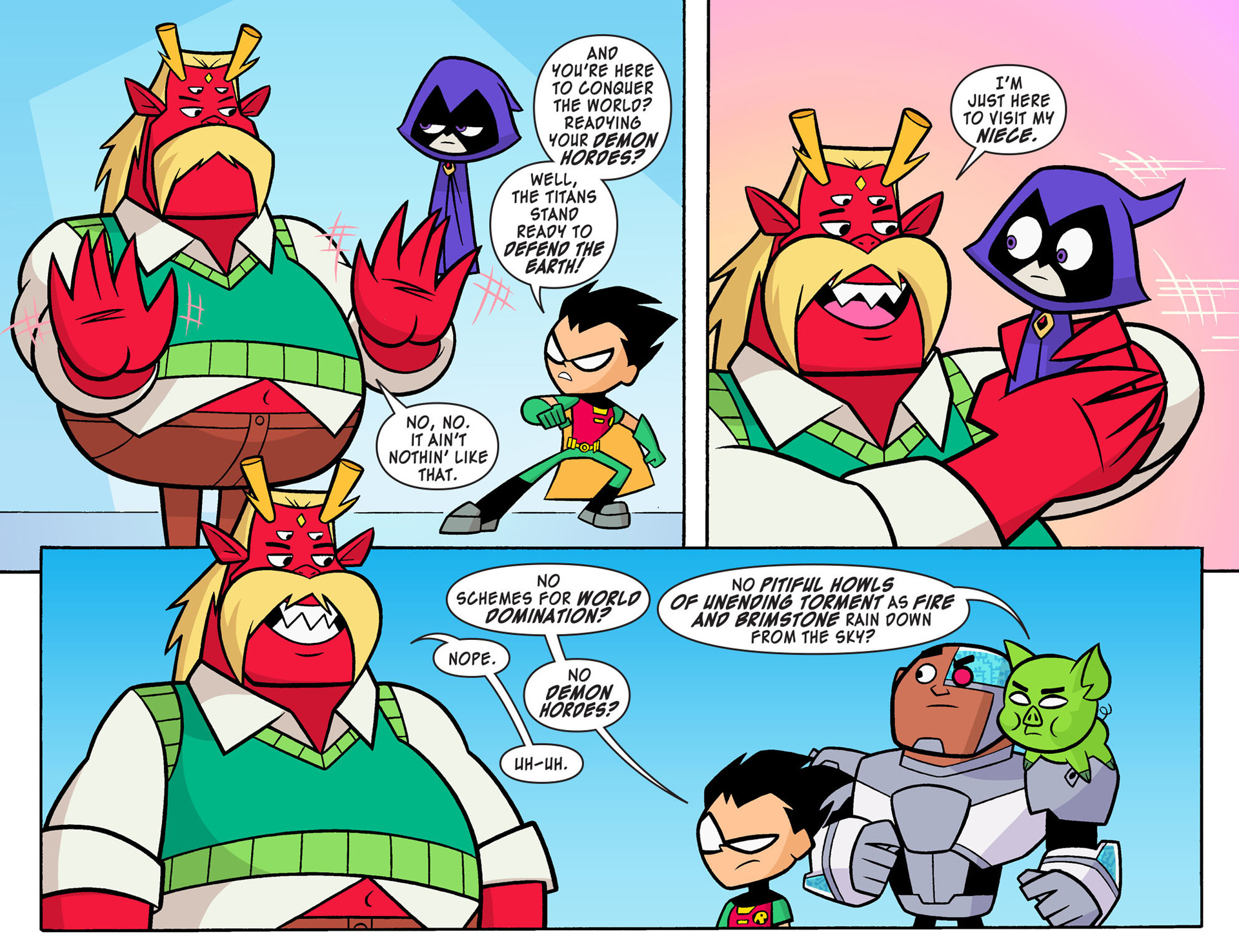 Read online Scooby-Doo! Team-Up comic -  Issue #8 - 5