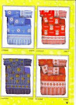 Sprei & Bed Cover Set Katun Panca