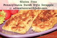 gluten free Pennsylvania Dutch Scrapple