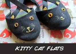 yetaland cat shoes