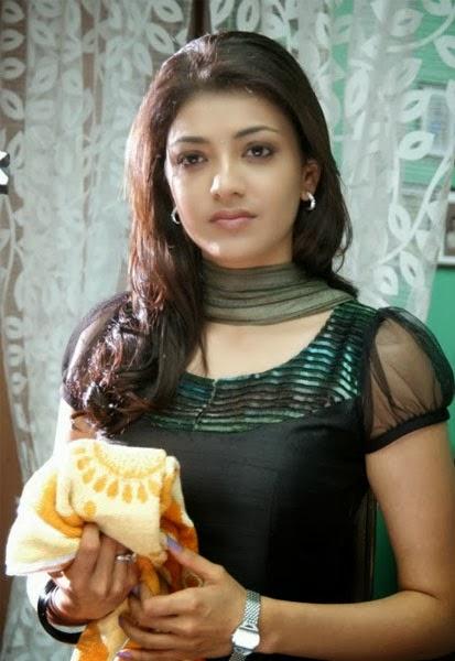 Model Kajal Aggarwal Artis Mumbai
