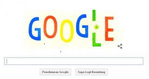 Animasi kartun pada Google Doodle Trend 2014