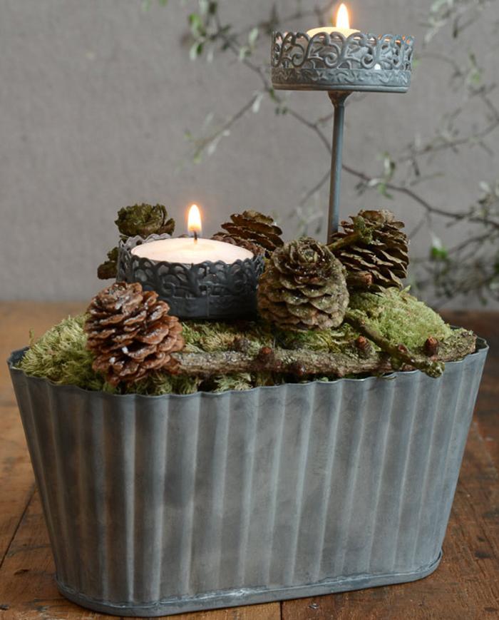 Hazlo tu mismo objetos decoracion navideña