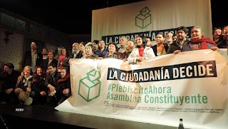 Cónclave Social reafirma su posición ante proceso constituyente:  ¡Que el pueblo decida!