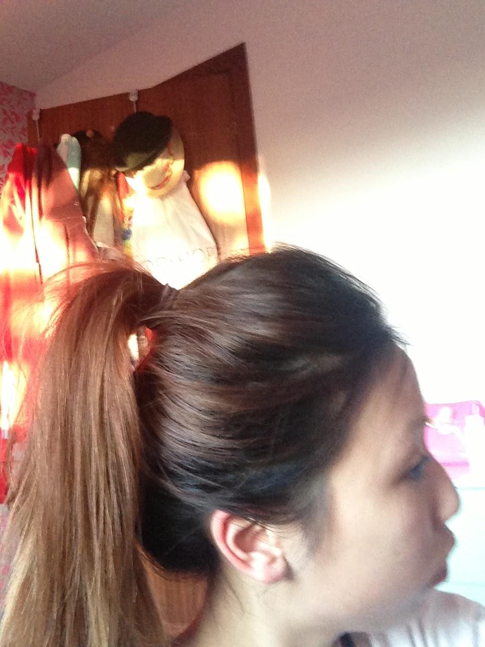 miss budget barbie light ash brown asian hair