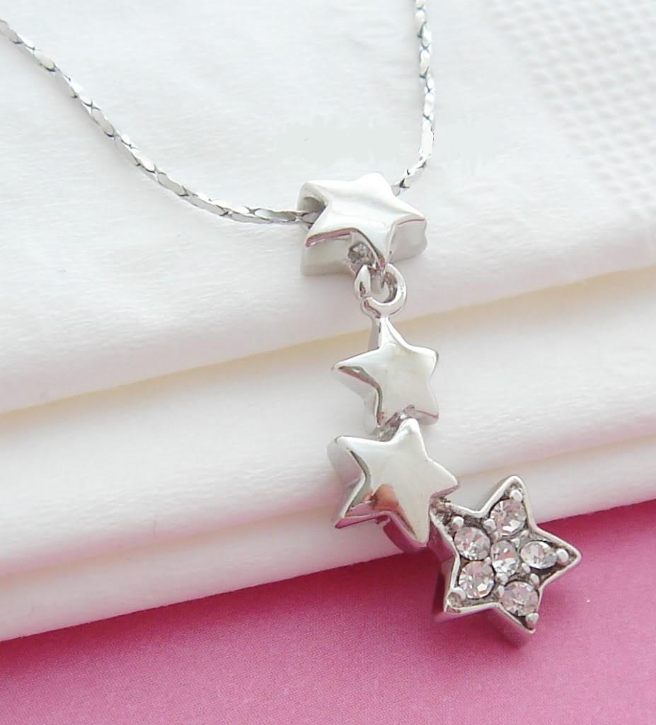Winter Sonata Polaris Necklace   I Love Jewelry
