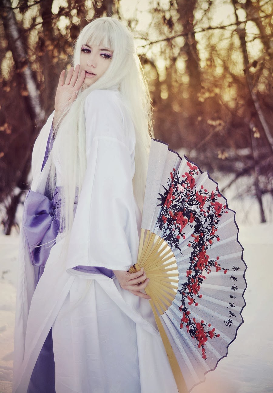 Anime Characters Cosplay : Vampire knight anime character cosplay