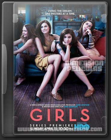 Girls (Temporada 1 HDTV Inglés Subtitulado) (2012)
