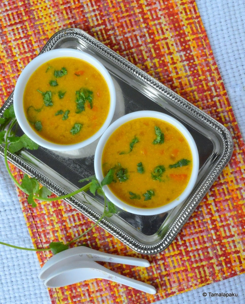 Vegan Coconut-Pumpkin Soup