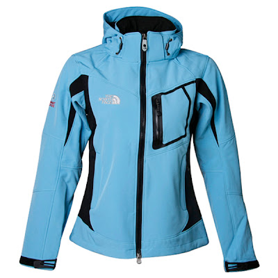 Womens North Face Redpoint Goretex Jackets Blue