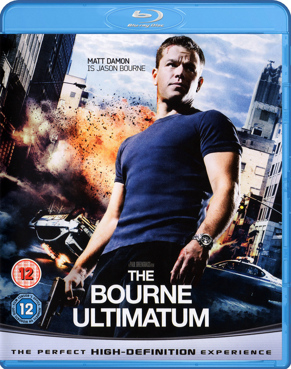 Ultimátum Bourne [BD25]