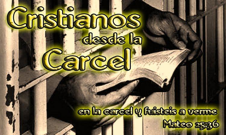 Cristianos desde la cárcel