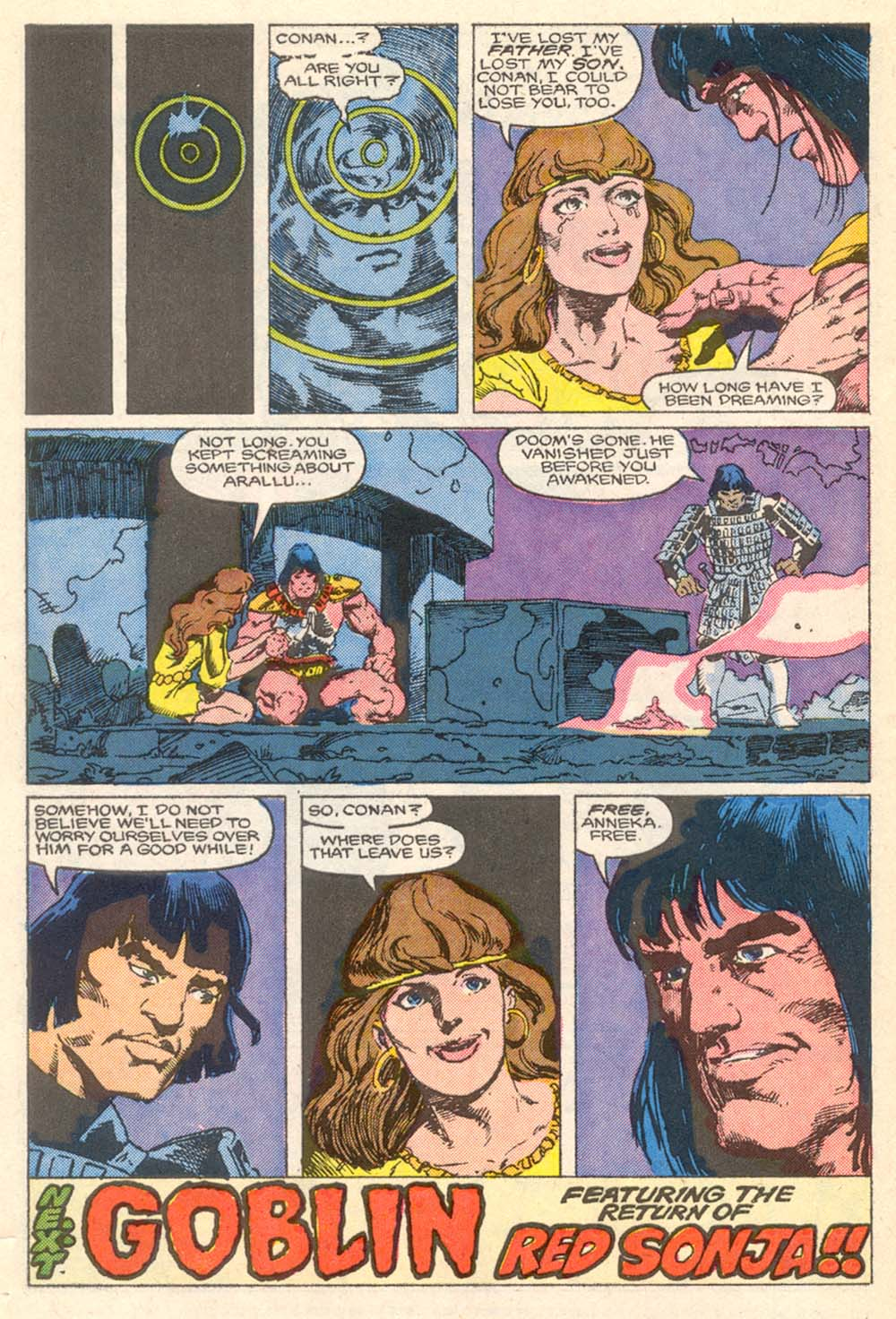 Conan the Barbarian (1970) Issue #203 #215 - English 24