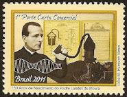 Homenagem ao padre LANDELL DE MOURA