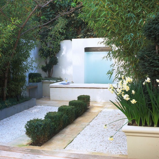 jardim quintal pequeno:Jardim De Quintal Pequeno 4 Jardins Pequenos Fotos