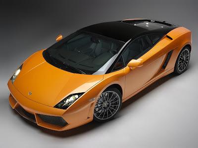 2011 Lamborghini Gallardo LP560-4 Bicolore