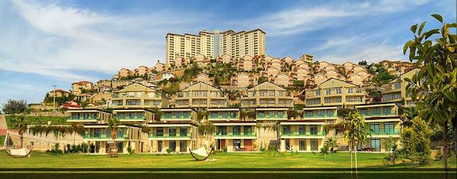 Beş yıldızlı otel Manzarası