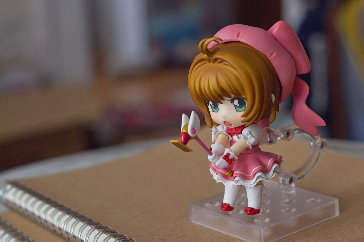 sakura nendoroid capture pose