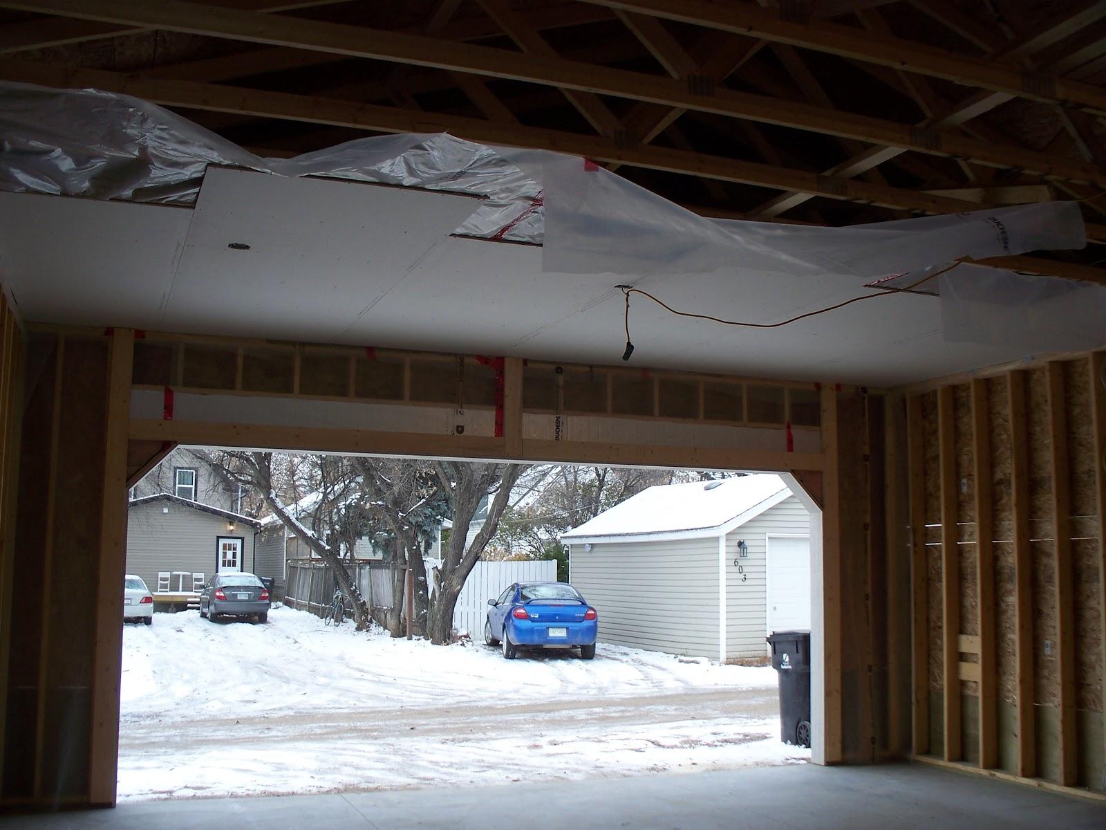 Monster Garage The Garage Door Is Coming The Garage