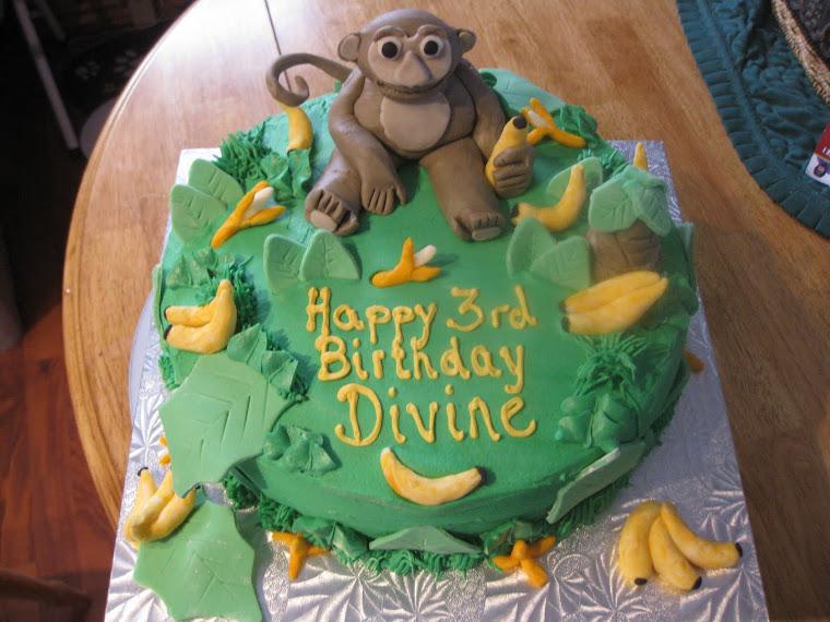 Monkeys love Bananas!