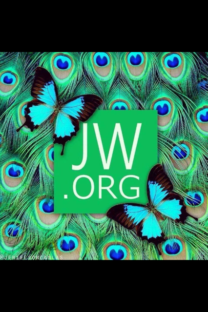 "JW.ORG-Have you checked it out yet? ""CLICK ON THE PICTURE"""