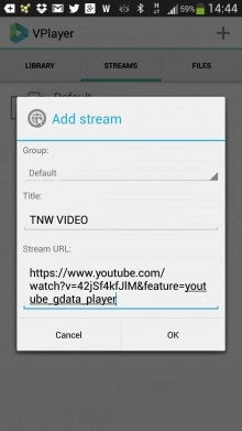 VPlayer-Android Video player apps