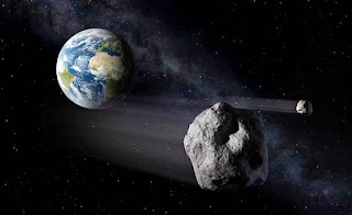 Asteroid threat in 2032