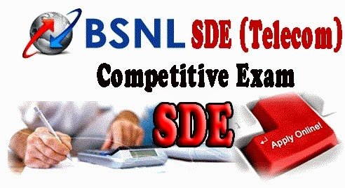 bsnl-sde-competitive