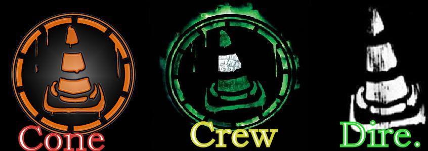 Cone Crew Papel De Parede