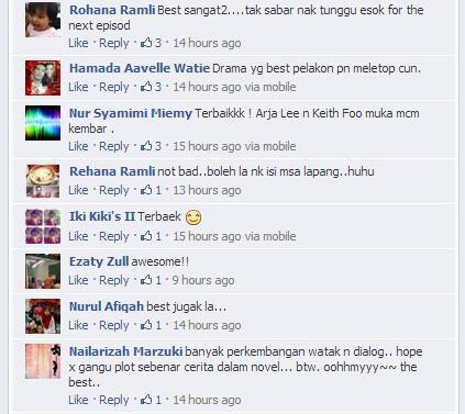 Ariana Rose terima respon positif daripada penonton!